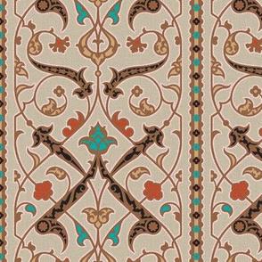 Serpentine Panel 1b