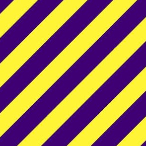 Collegiate Repp Navy Yellow