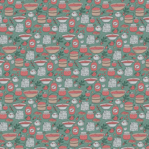 jam pattern