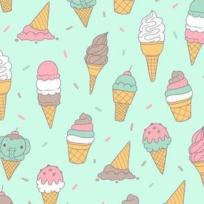 icecream cone 3