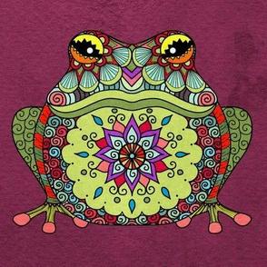 Jewel Frog