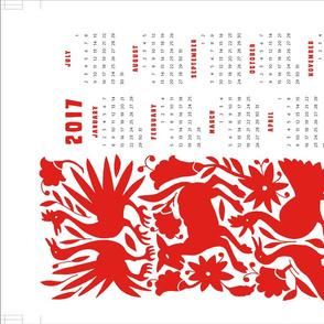 otomi 2017 calendar - full yard