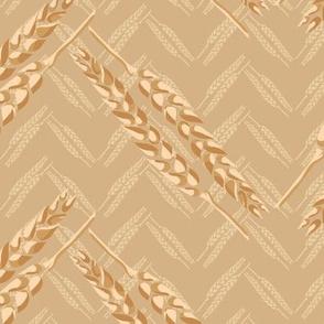 LG Golden Wheat Chevron