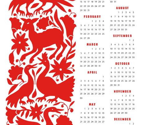 otomi 2017 calendar [contest version]