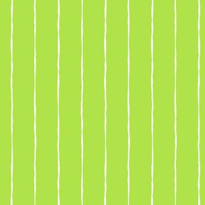 pinstripes white on lime green » halloween