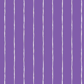 pinstripes white on purple » halloween