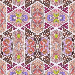 Art Nouveau Garden #5766901