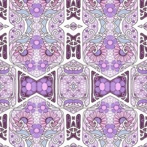 La La La in Lavenders