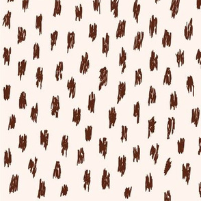 Wild spots - Burgundy/Pink