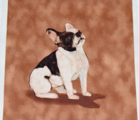 Paint me Like a French Bulldog 3 for Pillow
