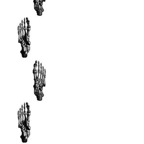 SkeletonFootstepBorder