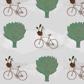 Bikes and Veggies