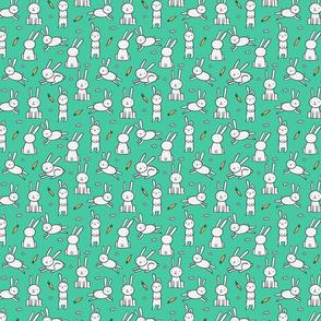 rabbit pattern 2