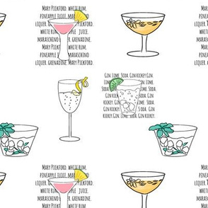 Prohibition Cocktails