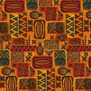 Native 3 Orange