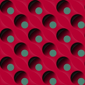 Dot Eclipse (Red)