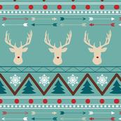 Reindeer Winter