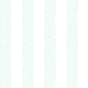 small ammonite stripes - mint on white