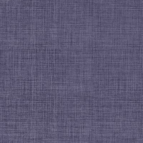 Dark Chambray Linen