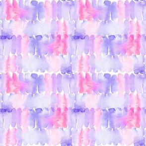 pattern of brushstrokes