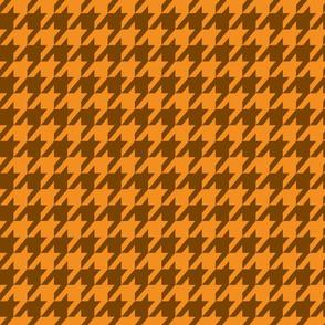 Houndstooth Pumpkin Spice