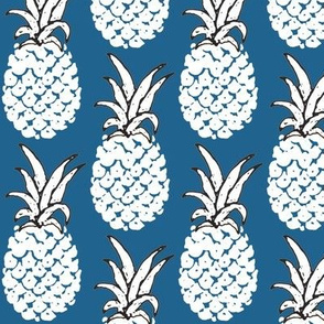 Pineapple Blue