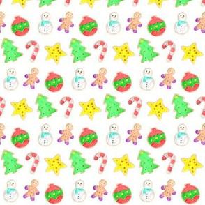 christmas cookies mini