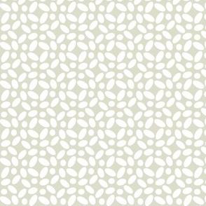 Cobblestones - White