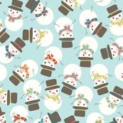 Snowman Party
