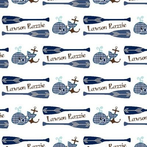 Lawson Razzie Nursery Fabric