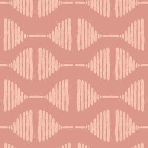 Sound Waves (Blush)