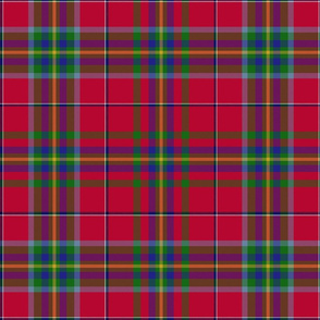 "West Virginia official tartan, 12"" repeat"