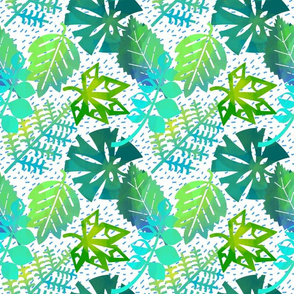 Tropical Green Pauline