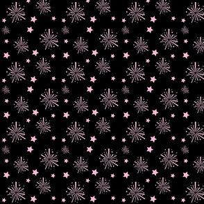 New_Year_Fabric Pink Fireworks-ch-ch