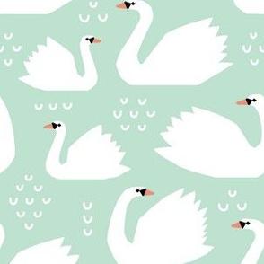 swans - mint
