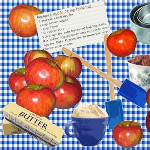 Gockoo's Apple Crisp