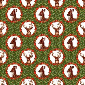 camo_deer_circles_6x6
