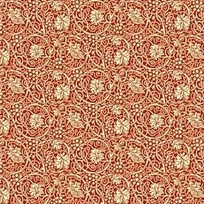 Winter Vines Pompeii Red