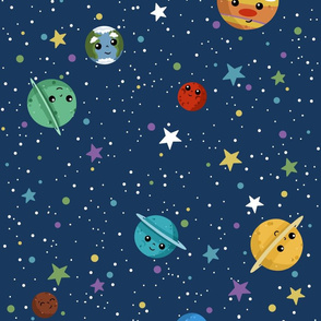 Outer Space Cuteness