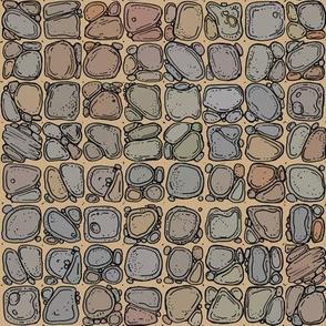 Sandy Rocks Cavern Floor