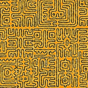 Marquesan Glyphs 3a