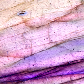 Purple Labradorite 1 Fat Quarter