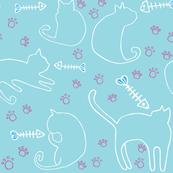 Cat : Like Cats Sky