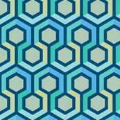 Hexagon Geometric 2