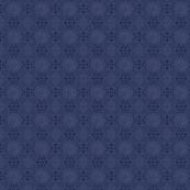Lace 3 on dark blue
