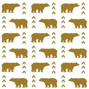 gold bear california bears fabric gold bears bear fabric kids nursery baby