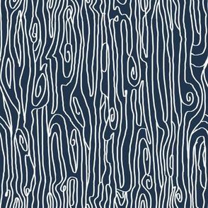 navy blue woodgrain outdoors camping nursery boys navy blue fabric