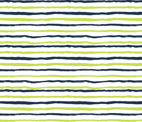 Navy and lime stripes baby boy boys fabric cute design for Boy nursery fabric