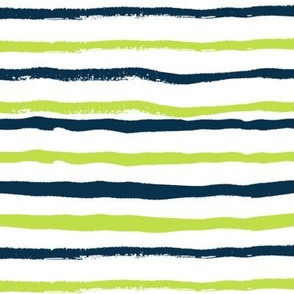 navy and lime stripes baby boy boys fabric cute design baby boy stripes nursery stripes painted stripe