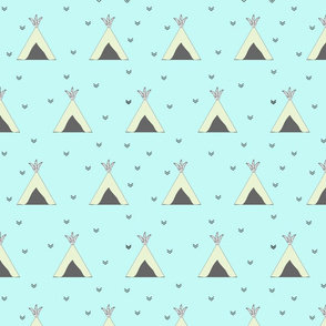 Teepee Mint_Smaller